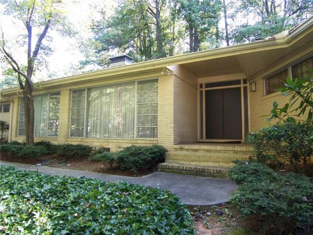 1590 Wesley Parkway NW, Atlanta, GA 30327 (MLS #5969863) :: The Bolt Group