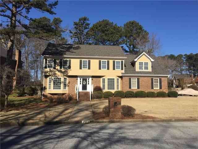 2477 Settlers Court, Snellville, GA 30078 (MLS #5969915) :: Carr Real Estate Experts