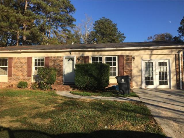 5156 Cotter Drive, Union City, GA 30291 (MLS #5970010) :: Carr Real Estate Experts