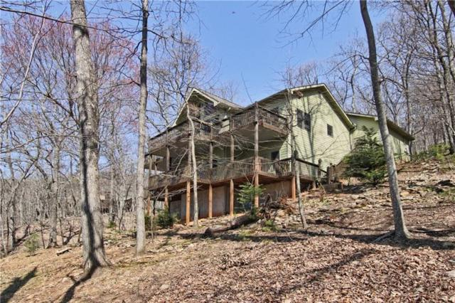 844 Oglethorpe Mountain Road, Jasper, GA 30143 (MLS #5970255) :: North Atlanta Home Team
