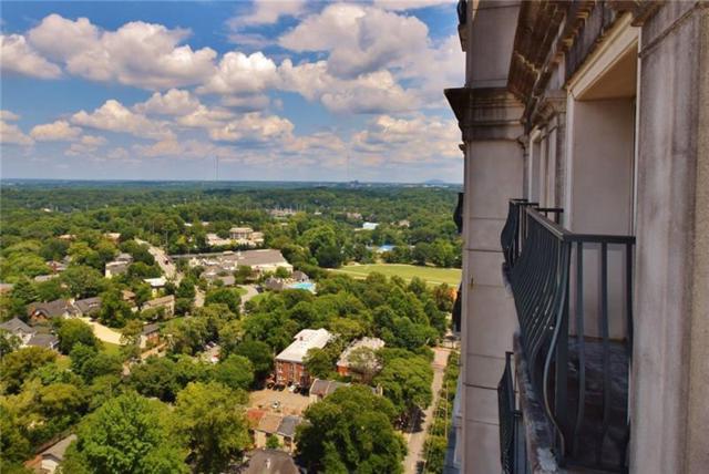 199 14th Street NE #2908, Atlanta, GA 30309 (MLS #5970400) :: RE/MAX Paramount Properties