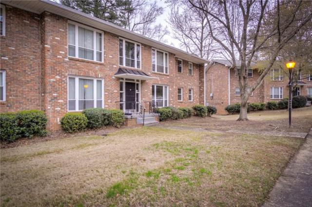510 Coventry Road 18B, Decatur, GA 30030 (MLS #5970434) :: RCM Brokers