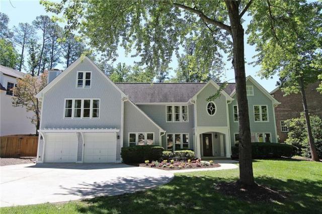 2931 Mabry Lane NE, Brookhaven, GA 30319 (MLS #5970561) :: North Atlanta Home Team