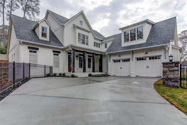3858 Hillcrest Drive, Smyrna, GA 30080 (MLS #5970599) :: North Atlanta Home Team