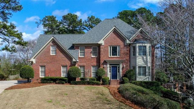 7695 Blandford Place, Sandy Springs, GA 30350 (MLS #5970606) :: Carr Real Estate Experts