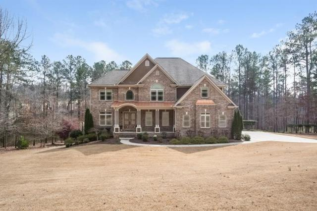 154 Sky View Court, Newnan, GA 30265 (MLS #5970745) :: Carr Real Estate Experts