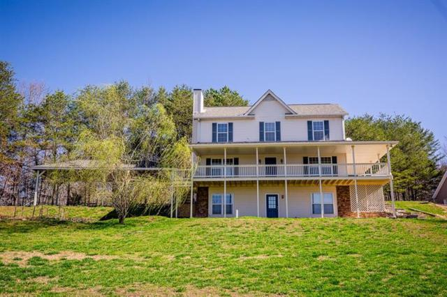 81 E Point Drive, Dahlonega, GA 30533 (MLS #5970824) :: Carr Real Estate Experts