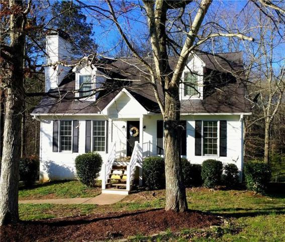 154 Little Creek Drive, Jasper, GA 30143 (MLS #5970976) :: North Atlanta Home Team