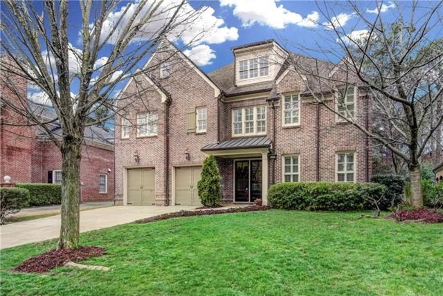 605 Darlington Commons Court NE, Atlanta, GA 30305 (MLS #5971093) :: The Russell Group