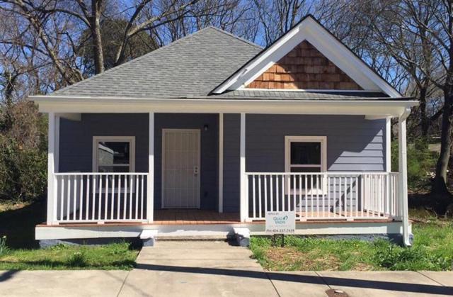 856 Hubbard Street SW, Atlanta, GA 30310 (MLS #5971112) :: North Atlanta Home Team