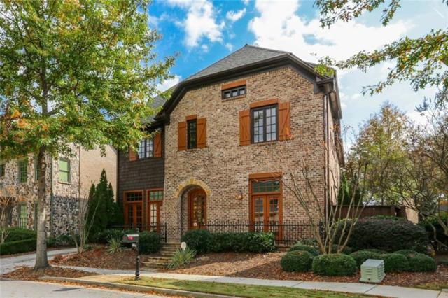 618 Concord Lake Circle SE, Smyrna, GA 30082 (MLS #5971113) :: North Atlanta Home Team