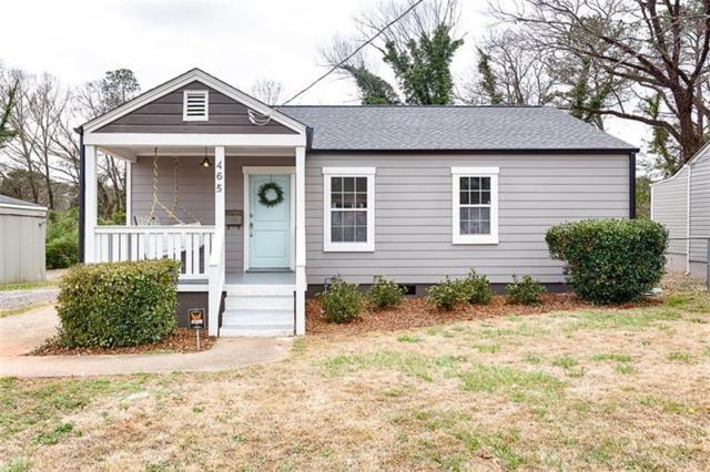 465 Morgan Place, Atlanta, GA 30032 (MLS #5971136) :: North Atlanta Home Team