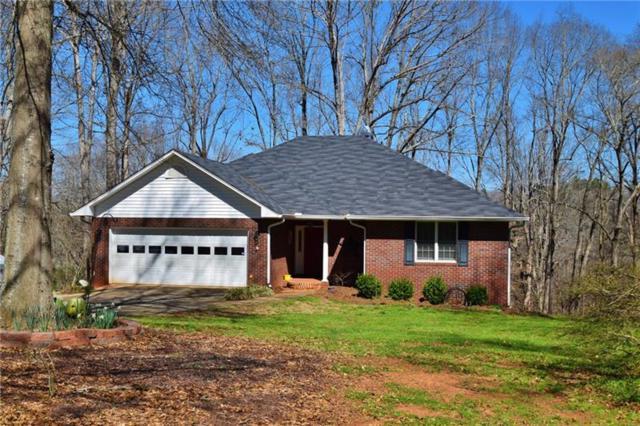 560 Oak Ridge Drive, Maysville, GA 30558 (MLS #5971175) :: RE/MAX Prestige