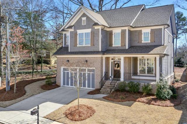 1150 Fleming Street SE, Smyrna, GA 30080 (MLS #5971264) :: North Atlanta Home Team