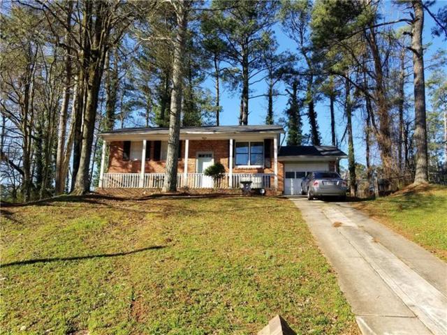 3214 Chisholm Trail SW, Marietta, GA 30060 (MLS #5971452) :: North Atlanta Home Team