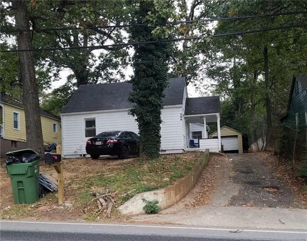 386 Sawtell Avenue SE, Atlanta, GA 30315 (MLS #5971466) :: North Atlanta Home Team