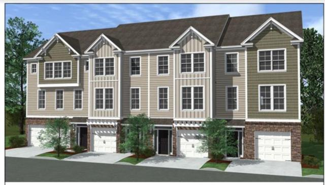191 Plaza Park Walk NW #6, Kennesaw, GA 30144 (MLS #5971467) :: The Bolt Group