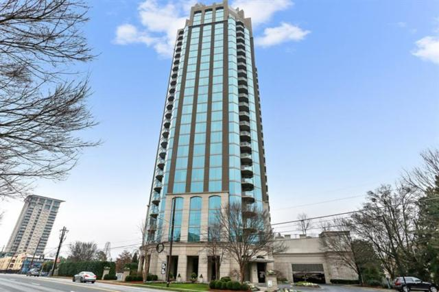 2795 Peachtree Road NE #509, Atlanta, GA 30305 (MLS #5971477) :: RE/MAX Paramount Properties