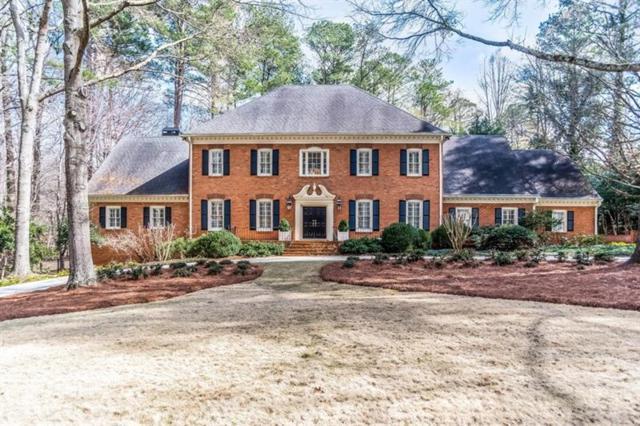 1525 Misty Oaks Drive, Atlanta, GA 30350 (MLS #5971535) :: Path & Post Real Estate