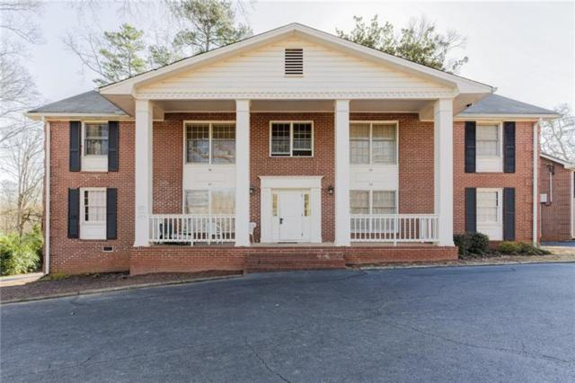 135 E Hill Street #36, Decatur, GA 30030 (MLS #5971582) :: North Atlanta Home Team