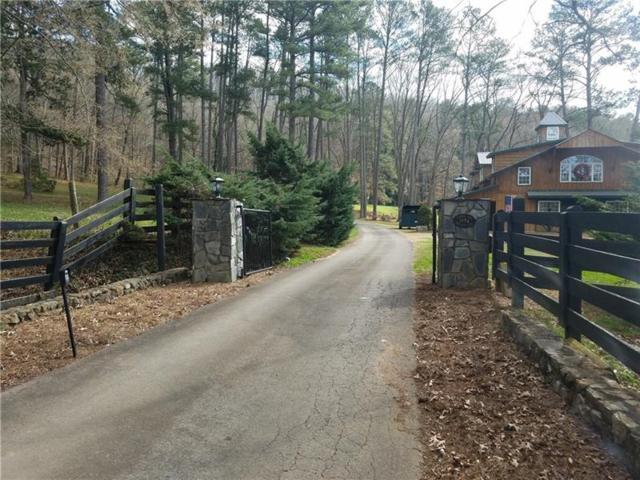 1654 Ward Mountain Road NE, Rome, GA 30161 (MLS #5971725) :: North Atlanta Home Team