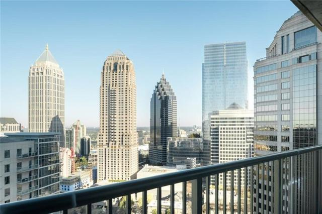 1080 Peachtree Street NE #2413, Atlanta, GA 30309 (MLS #5971816) :: The Zac Team @ RE/MAX Metro Atlanta