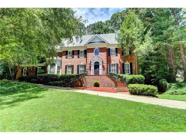200 Aerie Court, Sandy Springs, GA 30350 (MLS #5971928) :: The Bolt Group