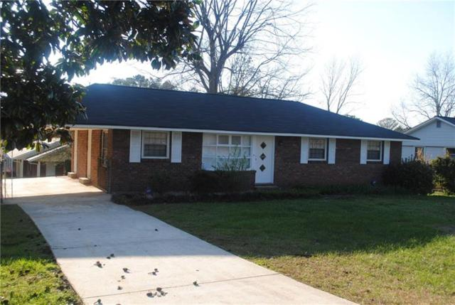 588 Valley Hill Road SE, Riverdale, GA 30274 (MLS #5971997) :: North Atlanta Home Team