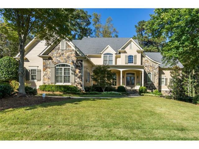 750 Lake Mist Cove, Milton, GA 30004 (MLS #5972236) :: Carr Real Estate Experts