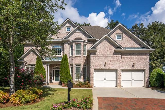 610 Trowbrook Court, Sandy Springs, GA 30350 (MLS #5972248) :: The Russell Group
