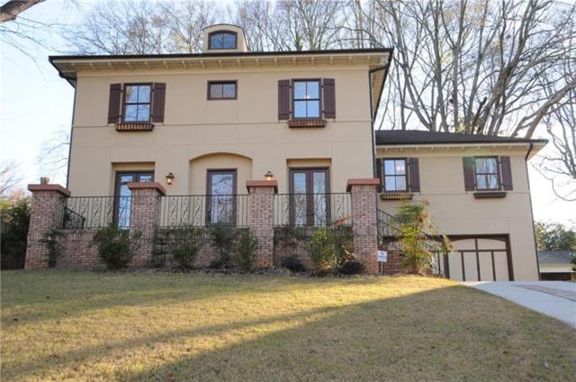 1361 Normandy Drive NE, Atlanta, GA 30306 (MLS #5972661) :: Dillard and Company Realty Group