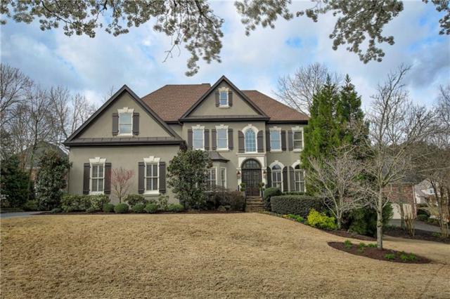 710 Falls Landing Court, Alpharetta, GA 30022 (MLS #5972687) :: North Atlanta Home Team