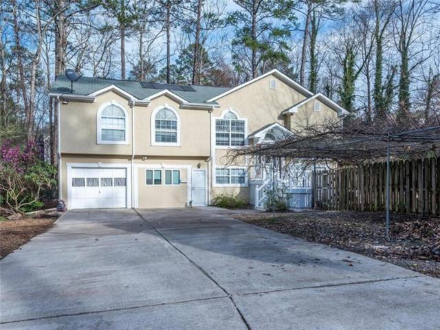 4034 Coyte Drive, Marietta, GA 30062 (MLS #5972688) :: Carr Real Estate Experts