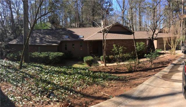 125 Fairway Ridge Drive, Alpharetta, GA 30022 (MLS #5972788) :: North Atlanta Home Team