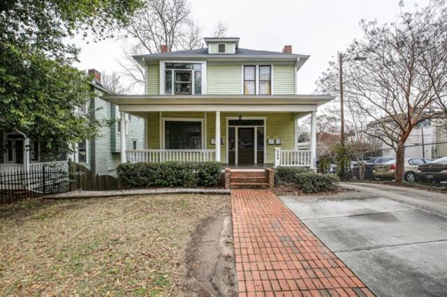 689 Myrtle Street NE, Atlanta, GA 30308 (MLS #5972791) :: RE/MAX Paramount Properties