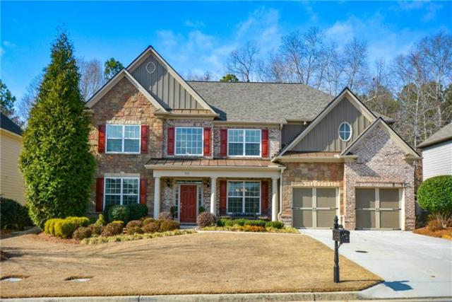 311 Northbrooke Lane, Woodstock, GA 30188 (MLS #5972822) :: The Bolt Group
