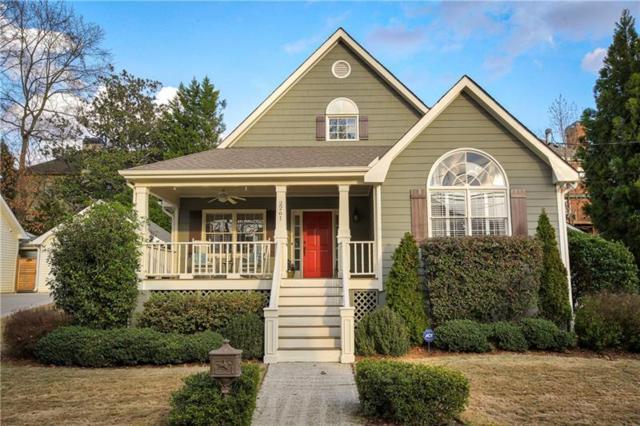 2261 Colonial Drive, Brookhaven, GA 30319 (MLS #5972829) :: North Atlanta Home Team