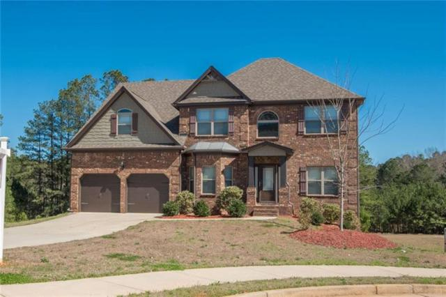 530 Dickson Springs Road, Fayetteville, GA 30215 (MLS #5972837) :: Iconic Living Real Estate Professionals