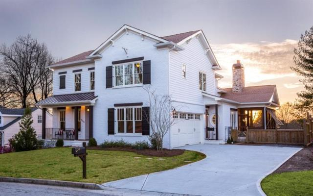 4220 Maner Street, Smyrna, GA 30080 (MLS #5972944) :: North Atlanta Home Team