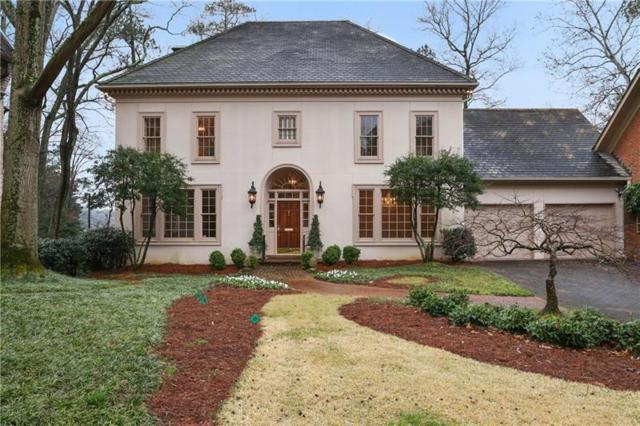 1200 Longcourte Drive NW, Atlanta, GA 30327 (MLS #5972980) :: Carr Real Estate Experts