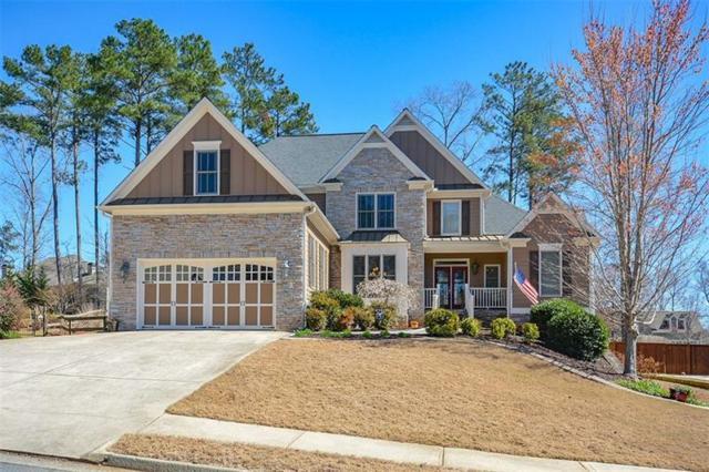 5566 Cathers Creek Drive, Powder Springs, GA 30127 (MLS #5973022) :: Carr Real Estate Experts