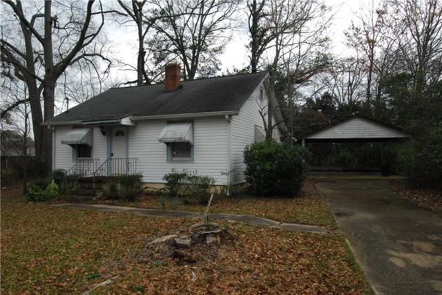 165 Poplar Street, Fairburn, GA 30213 (MLS #5973063) :: North Atlanta Home Team