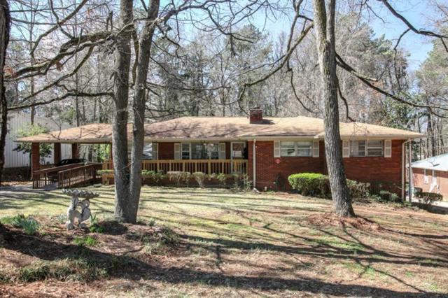 5786 Mableton Parkway SW, Mableton, GA 30126 (MLS #5973250) :: North Atlanta Home Team