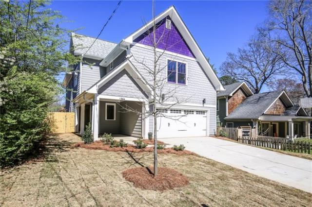 1566 Glenwood Avenue SE, Atlanta, GA 30316 (MLS #5973267) :: North Atlanta Home Team