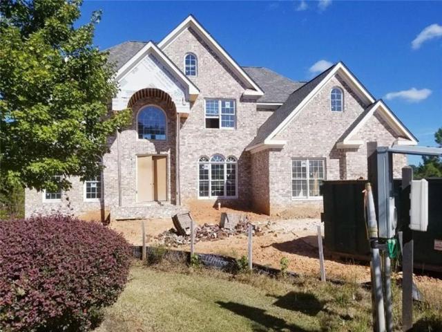 4402 Income Circle, Ellenwood, GA 30294 (MLS #5973403) :: RE/MAX Paramount Properties