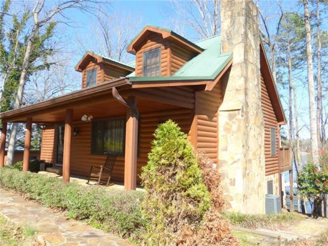 151 Tugalo Point, Lavonia, GA 30553 (MLS #5973405) :: Carr Real Estate Experts