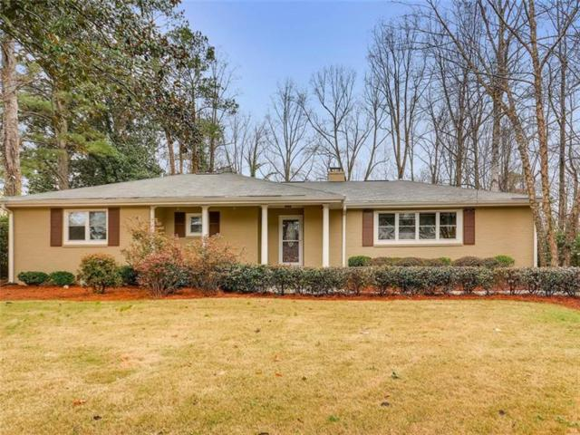 476 Loridans Drive NE, Atlanta, GA 30342 (MLS #5973459) :: The Hinsons - Mike Hinson & Harriet Hinson
