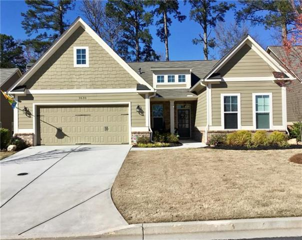 3630 Foxtrot Trail NW, Kennesaw, GA 30144 (MLS #5973476) :: Kennesaw Life Real Estate