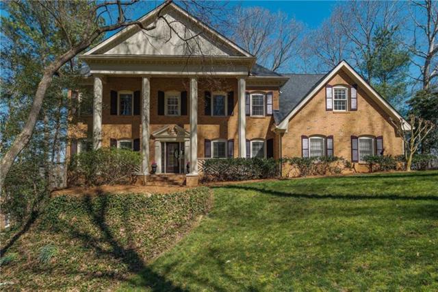 7655 Treeridge Court, Sandy Springs, GA 30350 (MLS #5973519) :: North Atlanta Home Team