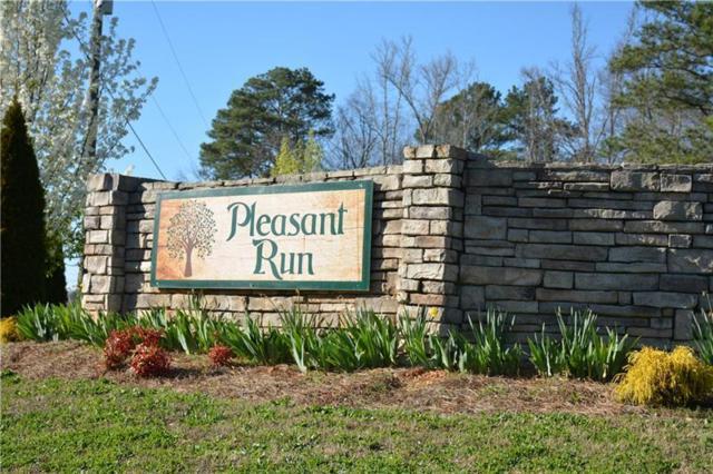 4 Pleasant Run Drive, Adairsville, GA 30103 (MLS #5973561) :: The Bolt Group